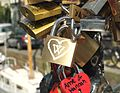 Love locks in Amsterdam 2.jpg