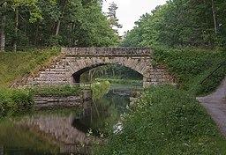 Ludwigs-Kanal Sorger Brücke