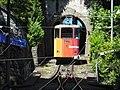Lugano Città–Stazione funicular 10.jpg