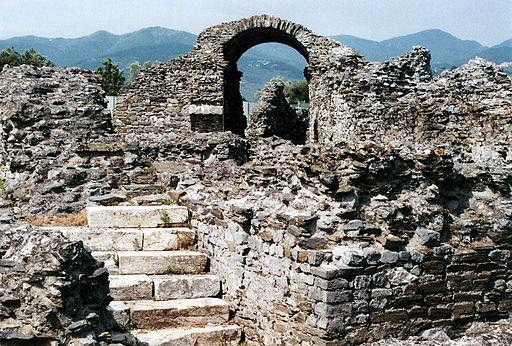 Luna Amphitheater Bogen