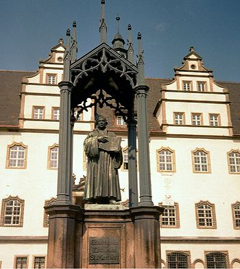 Martin-Luther-Denkmal
