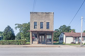 Lynnville, Indiana - Image: Lynnville, Indiana