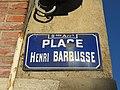 Lyon 9e - Place Henri Barbusse - Plaque (fév 2019).jpg