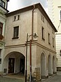Měšťanský dům (Valašské Meziříčí), Křížkovského 7, Valašské Meziříčí.JPG