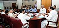 M. Venkaiah Naidu, the Union Minister for Consumer Affairs, Food and Public Distribution, Shri Ram Vilas Paswan, the Union Minister for Civil Aviation, Shri Ashok Gajapathi Raju Pusapati.jpg