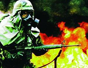 ILC Dover - M40 Gas Mask