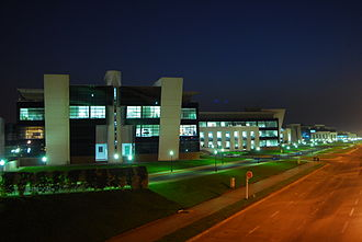 Ministry of Communications and Information Technology (Egypt) - Image: MCIT Premises