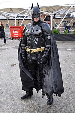 MCM 2013 - Batman (8979342250).jpg