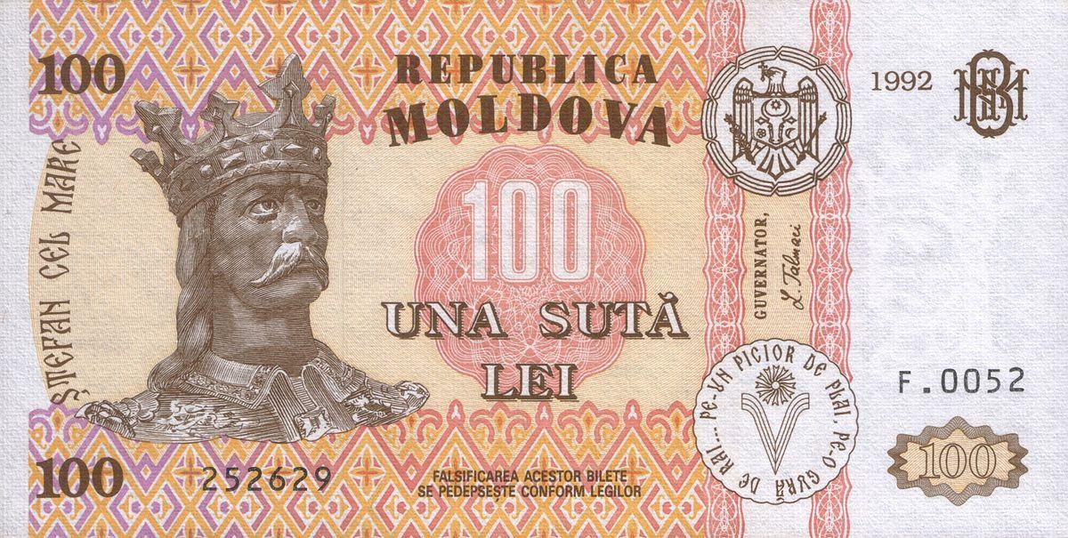 Moldovan Valuutta