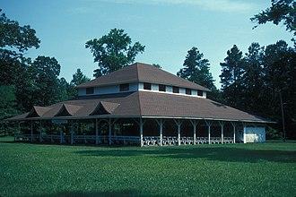 Tabernacle (Methodist) - Methodist Tabernacle in Mathews, Virginia