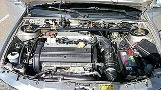 Rover K-series engine - MG ZR 160 1.800cc TRON 2.0 MKII 2004 DOHC K-series 160 HP VVC engine in a MG ZR