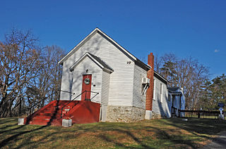 Mount Moriah Baptist Church and Cemetery church building in Roanoke, United States of America