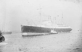 MS Gripsholm (1924) - Image: MS Gripsholm