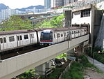 Two MTR Modernisation Trains
