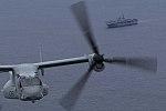 MV-22B Osprey flies over Sydney Harbour 10.jpg