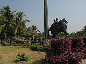 Ma Yuan (Han dynasty) - Ma Yuan's statue in Hainan