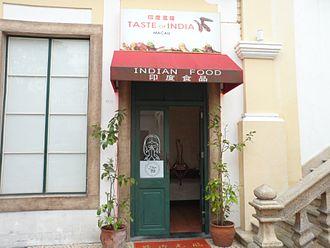 Islam in Macau - Macau first Halal restaurant