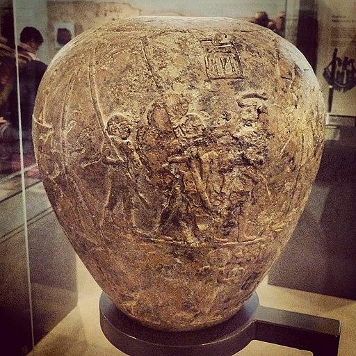 Mace-head of King Narmer