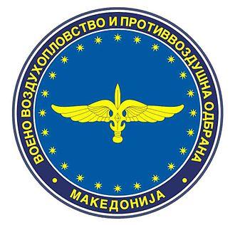 North Macedonian Air Force - North Macedonia AWAD Force emblem