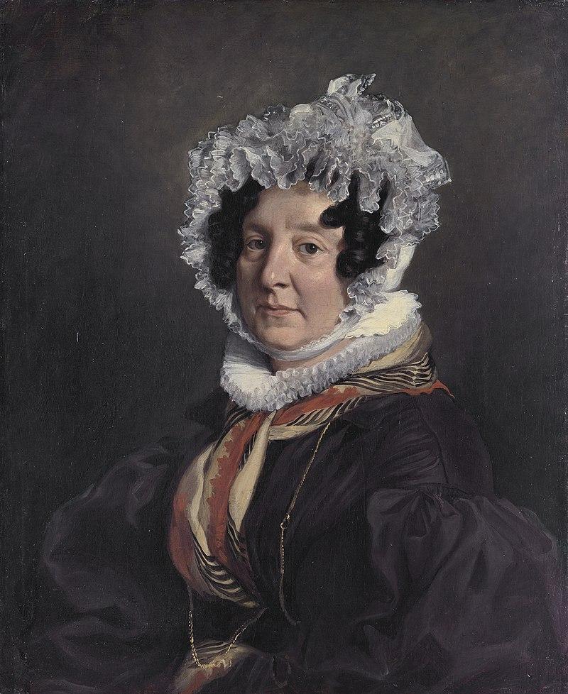 Madame Henri François Riesener (Félicité Longrois, 1786–1847), by Eugène Delacroix.jpg