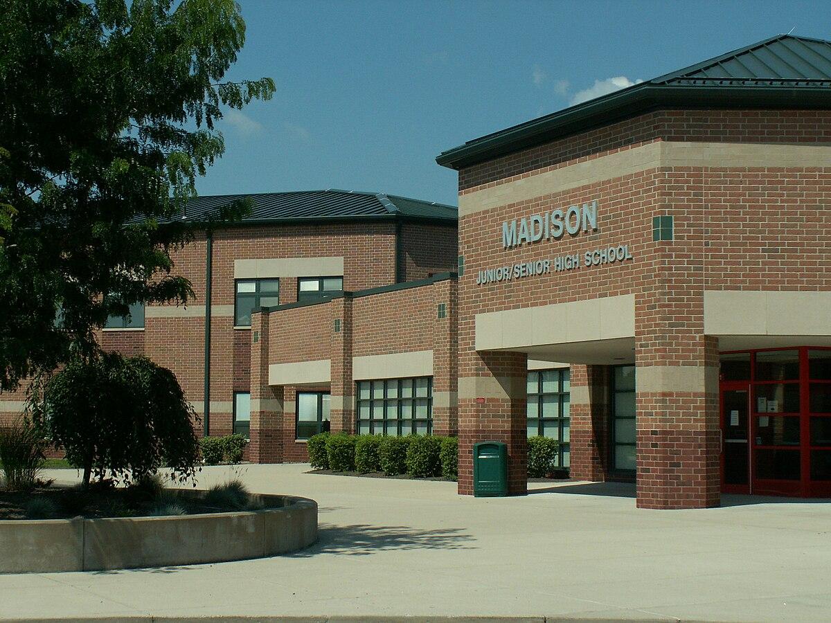 Madison High School Middletown Ohio Wikipedia