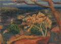 MaetaKanji-1922-View of the Sea.png