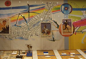 Thessaloniki Olympic Museum - Main exhibition