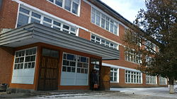 Main building, Yuri Gagarin Secondary School.jpg