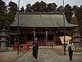 Main building of the Shiogama-jinja.jpg
