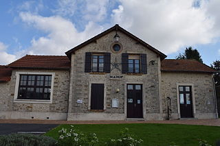 Clos-Fontaine Commune in Île-de-France, France