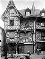 Maison du Pirou - Thiers - Médiathèque de l'architecture et du patrimoine - APMH00035307.jpg