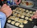 Making takoyaki by fabichan.jpg