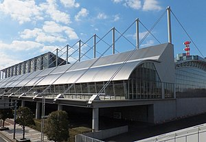 Makuhari Messe, North hall 1(cropped).jpg