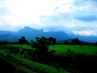 Urumi (film) - Parts of the film were shot in the forests of Malshej Ghat, Pune