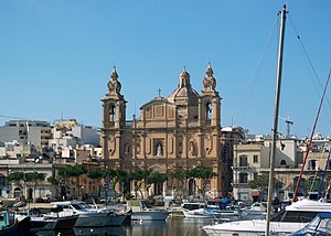 Msida - Msida Parish Church