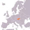 Malta Slovakia Locator.png