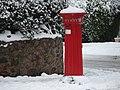 Malvern Post Box - geograph.org.uk - 455353.jpg