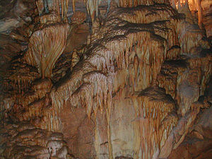 Frozen Niagara at Mammoth Caves National Park ...