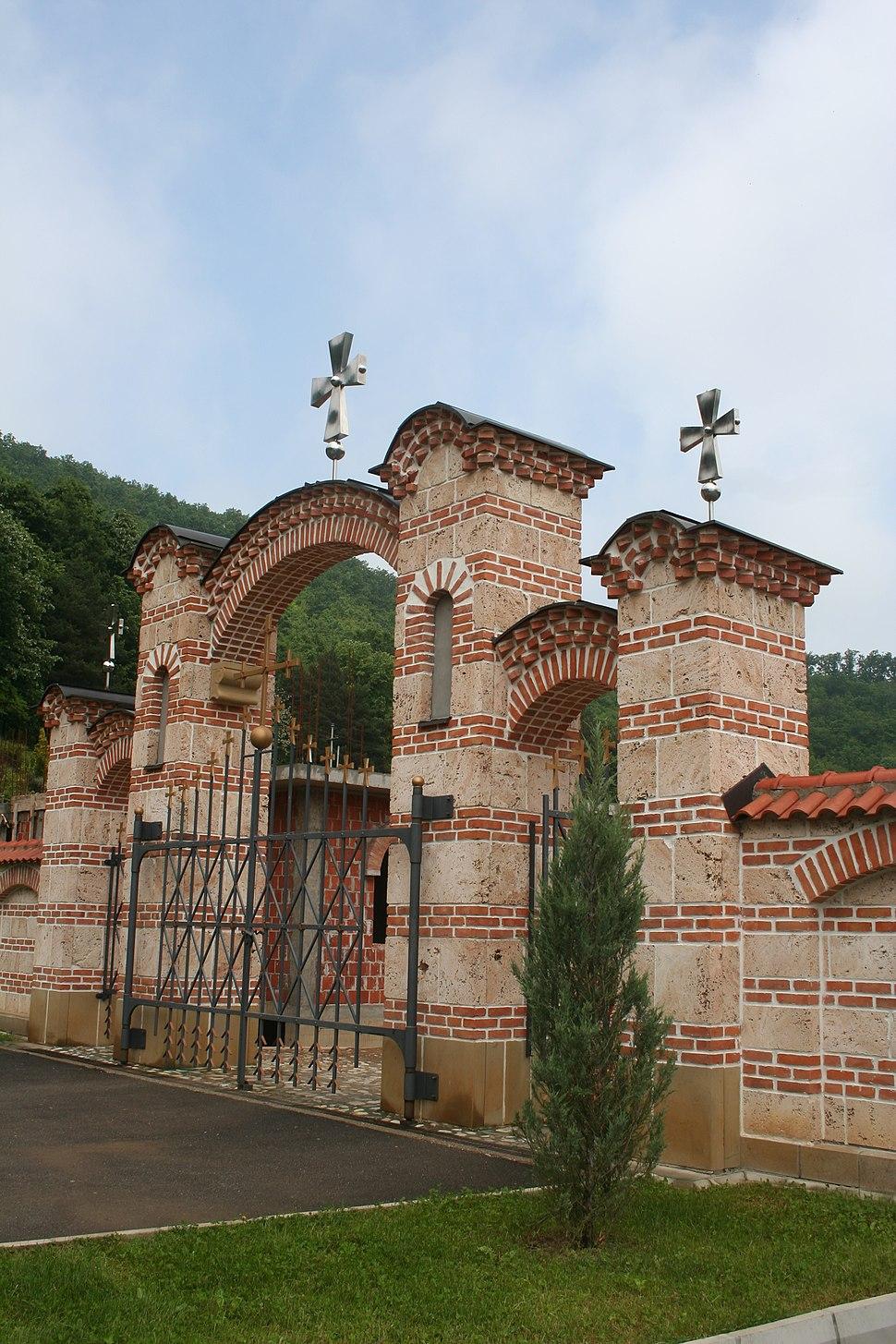 Manastir Ćelije 114