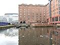 Manchester, Ashton Canal, Ducie Wharf - geograph.org.uk - 1700236.jpg