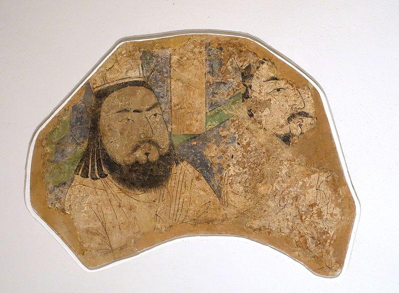 Uyghur Manichaean clergymen