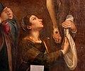 Maniera del cigoli, crocifissione coi dolenti e angeli, 04.jpg