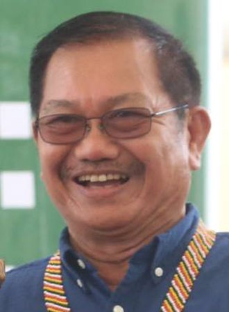 Cabinet of the Philippines - Image: Manny Piñol 2017 (cropped)