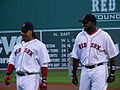 Manny Ramirez and David Ortiz vs Yankees in 2006.jpg