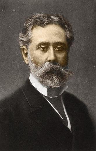 1904 Argentine presidential election - Image: Manuelquintana 2