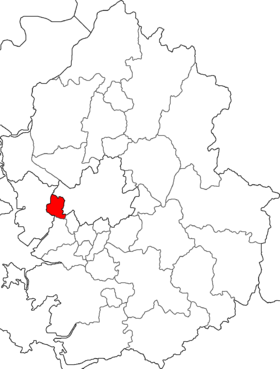 Location of Bucheon