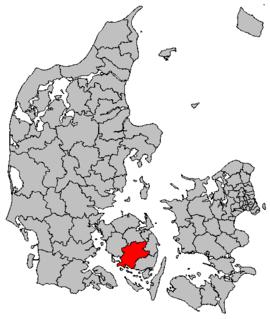 Municipality in South Denmark, Denmark