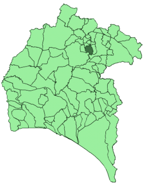 Map of Alájar (Huelva).png