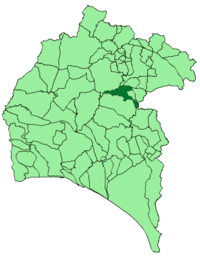 Map of El Campillo (Huelva).png