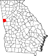 Map of Georgia highlighting Heard County.svg